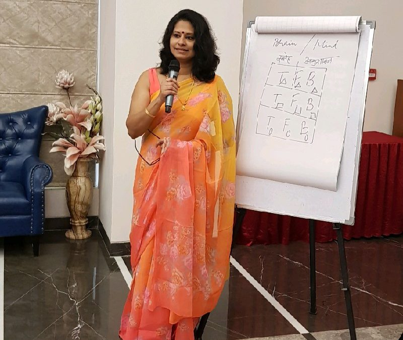 Cooperation is the key, it's your key to happiness – Message from  Ambika Warrier